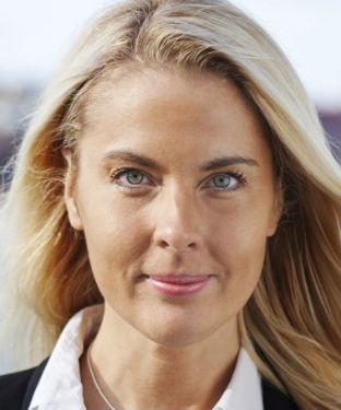 Ann Hellenius klar