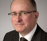 Bengt Marsh, kommundirektör Östersund