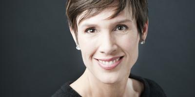 Paula Asarnoj, moderator för Offentlig Chef och Offentlig Ekonomi 2013.