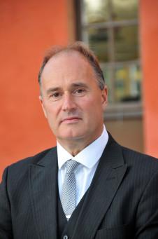 Olle Öberg, divisionschef drift, Svevia.