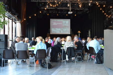 Nya tag vid en Workshop om Plattan i Stockholm.