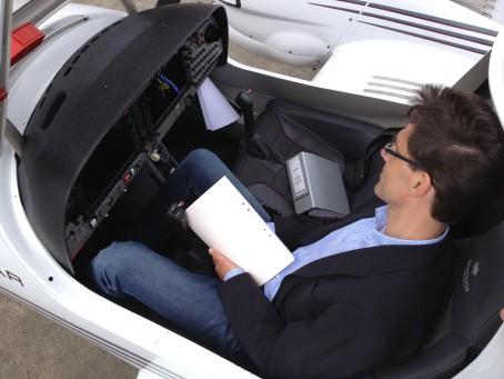 Samverkan sker nu vid tillsynen av utbildningar inom trafikflyget.