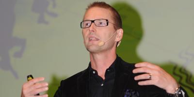 Ari Riabacke, filosofie doktor i risk- och beslutsanalys vid Stockholms universitet. Foto: Fredrik Moback